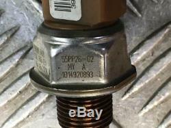 09-12 Vw Golf Mk6 / Audi A1 8x 2.0 Tdi Diesel Fuel Rail Pressure Sensor