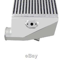 130mm Intercooler Cooler For Vw Golf Mk4 Gti Audi A3 1.8t Bora Tdi