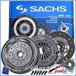 1x Sachs Clutch Kit + Bi-wheel Mass 1k Vw Golf 5 1.9 2.0 Tdi