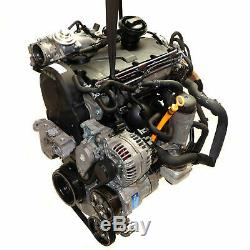 Axr Motor 1,9tdi Vw Golf 4 IV Bora Beetle Audi A3 8l Seat Leon 1m Skoda Octavia