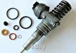 Bosch Injectors Audi Seat Skoda Vw Golf 1.9 Tdi Ref 038130073aj-0414720037
