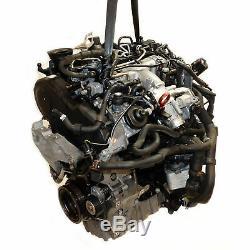Cba Motor 2,0tdi 170ps Vw Passat 3c B6 Golf 6 Tiguan 5n Audi A3 8p Turbo Tt