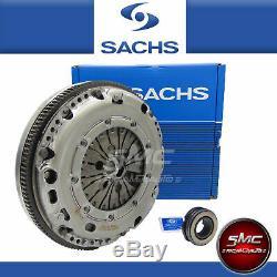 Clutch + Dual-mass Flywheel + Bute Sachs 2290601050 Vw Golf 1.6 Tdi June 66 Kw