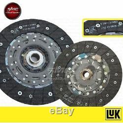 Clutch + Flywheel Luk Audi A3 / Vw Golf Engine / Seat 2.0tdi 140 170 Ch Bkd 600001700