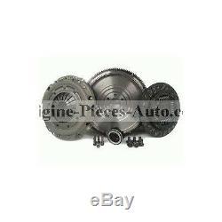 Clutch Flywheel + Vw Polo 1.9 Tdi 417 001 911 = 038105264d
