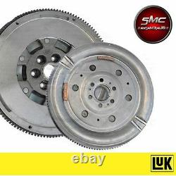 Clutch Kit + Engine Steering Wheel Luk 2.0tdi Audi / Vw / Seat 2.0tdi Bkd 140 Ch