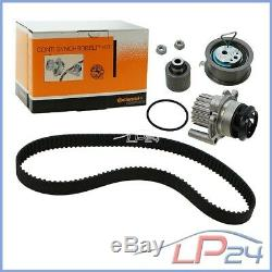 Contitech Distribution Of Water Pump Kit + Vw Golf 5 1.9 Tdi 1k 2.0 Sdi