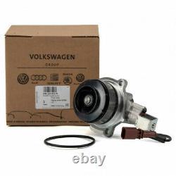 Distribution Belt Kit With Original Volkswagen Golf VII Tdi Water Pump