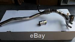 Downpipe Defap Dpf Audi A3 Seat Leon Vw Passat Tdi Golf 5 6 140 170 105