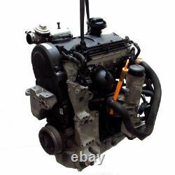Engine Atd 1.9tdi 100ps Vw Golf 4 IV Beetle Audi A3 8l Skoda Octavia 1u De Turbo