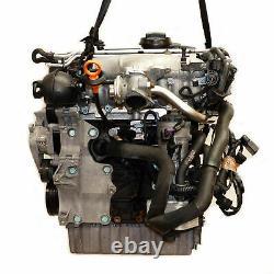 Engine Bkd Azv 2.0tdi Audi A3 8p Vw Golf V 5 Touran Seat Leon 1p Skoda Octavia