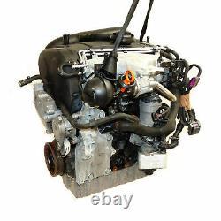 Engine Bkd Azv 2.0tdi Audi A3 8p Vw Golf V Touran Seat Leon 1p Skoda Octavia II