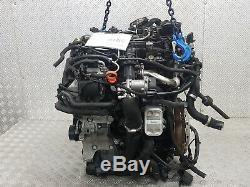 Engine Golf Polo Ibiza 1.6tdi 105hp Audi A3 Kind Cayc 63,100 Kms