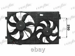 Fan (engine Cooling) For Vw Golf V 1.9 Tdi, Audi A3 1.9 Tdi, 1.6