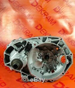 Gearbox Vw Golf Caddy Tiguan Octavia Audi Q3 2.0 Tdi 4x4 A3 Altea Nml