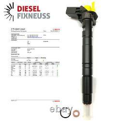 Injector 03l130855x Vw Audi 2.0 Tdi 0445116030 0986435360