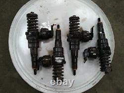 Injector Bosch 1.9tdi 105cv Audi A3 8p 0414720313