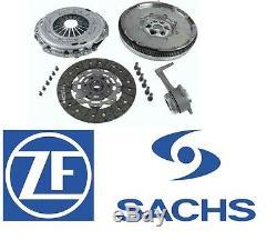 Kit Clutch Flywheel + Audi A3 (8p1) 2.0 Tdi Quattro 136hp
