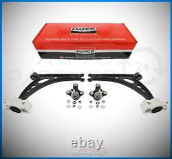 Mapco 2x Command Arm For Vw Golf 5 Tdi R32 Touran Audi A3 8p Front Lot