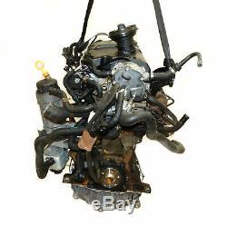 Motor 1,9tdi Axr With Turbo Vw Bora Golf IV Skoda Octavia 1u 4 Beetle Audi A3