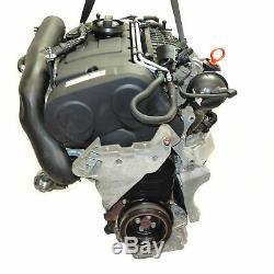 Motor Azv Bkd 2,0tdi Turbo + Skoda Octavia II 1z Vw Golf 5 Touran 1t Audi A3 8p