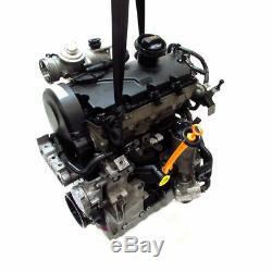 Motor Bjb Bkc 1,9tdi With Turbo Skoda Octavia II 1z Vw Caddy Golf 5 Audi A3 8p