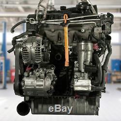 Motor Bkd Vw Golf 5 Passat Audi A3 Seat Altea 2.0 Tdi Used Skoda