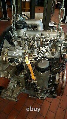 Original Golf 4 Audi A3 1.9 Tdi Ahf Engine 110,000 Km