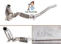 Original Particulate Filters Diesel Fap Audi Vw Seat Skoda 1.9 2.0 Tdi 105 140