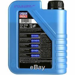 Revision On Oil Filters Liqui Moly 7l 5w-30 Audi Q5 8r Sq5 Quattro Tdi