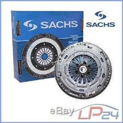 Sachs Clutch Kit + Steering Wheel Bi-mass Vw Golf 6 1.6 2.0 Tdi Aj 5k 09-12