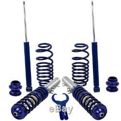 Suspension Kit Combined Thread For Audi A3 8l1 Vw Golf Mk4 1.9 Tdi Fwd Structs