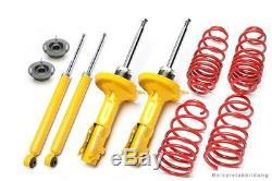 Ta Technix Chassis / Chassis Sport 40x40 MM Audi A3 8l, Vw Golf 4 1.9 2.0 Tdi