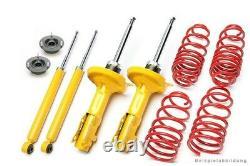 Ta Technix Chassis / Sport Chassis 40x40 MM Audi A3 8l, Vw Golf 4 1.9 Tdi 2.0