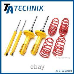 Ta Technix Sport Chassis 40/40mm Audi A3 8l, Vw Golf 4, Bora 1j 1.9 Tdi-2.0