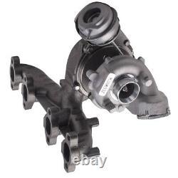 Turbine Turbo For Audi A3 Skoda Superb Seat Leon Vw Golf Passat 2.0 Tdi 140 Ps