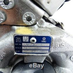Turbo 03l253056g 6 Vw Golf VI Passat B7 Sharan 7n Touran 1t3 2,0tdi 51294km
