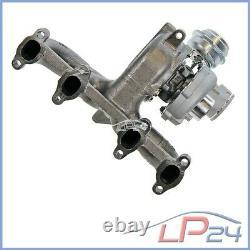 Turbo Compressor Vw Bora Golf 4 IV 1j 1.9 Tdi 96 Kw / 130 HP 2000-06