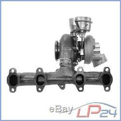 Turbo Compressor Vw Caddy 1.9 Tdi 3 Golf Plus 04-10 5m 1k Golf 5 1.9 Tdi