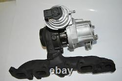 Turbo Turbo Compressor Vw Golf VII 1.6tdi Clha Clhb Crka Crkb 04l253016h 813860