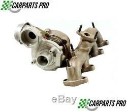 Turbo Vw Touran Passat Jetta Caddy Golf 1.9 Tdi 77kw 03g253014f 038253016k