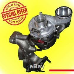 Turbocharged 2.0 Tdi Bkd Azv 724930-1 03g253010j 03g253014h 03g253019a