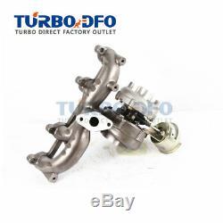 Turbocharger For Vw Bora Golf IV 1.9 Tdi Turbo Charger 713672-0005 Chra Alh