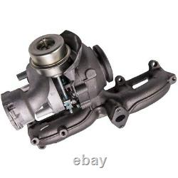 Turbocharger For Vw Golf V Passat B6 Touran Transporter T5 1.9 Tdi Gt1646v