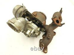 Turbocharger Turbo 03g253019a Audi A3 8p Vw Touran Golf 5 2.0 Tdi Bkd Azv