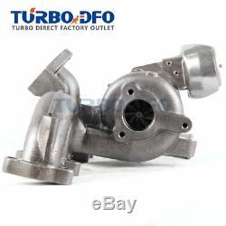 Turbocharger Turbo Vw Caddy Golf V Jetta 1.9 Tdi 77 Kw Bjb Bkc Bxe 54399880011