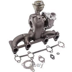 Turbocompressor For Vw Skoda Seat Audi 1.9 Tdi 90ps 101ps 110ps 115ps 713673
