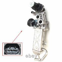 Van Egr Recycling Gas Chiller Audi Seat Vw 1.6 Tdi 2.0 Tdi = 03l131512n