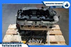 Vw Golf Audi Tt Skoda 2.0 Tdi Cun Cuna 135kw 184ps Engine 48tsd Km