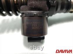 2005 Audi A3 2.0 Tdi Diesel Set de Carburant Injecteurs 03g130073g + 0414720404